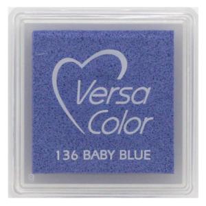 Stempelinkt baby blauw